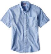 Izod Short-Sleeve Oxford Shirt - Boys 8-20