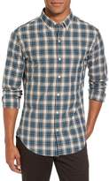 Bonobos Men's Washed Slim Fit Plaid Sport Shirt
