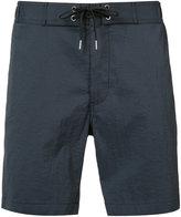 Onia Alex 7 gingham shorts - men - Nylon/Polyester/Spandex/Elastane - S