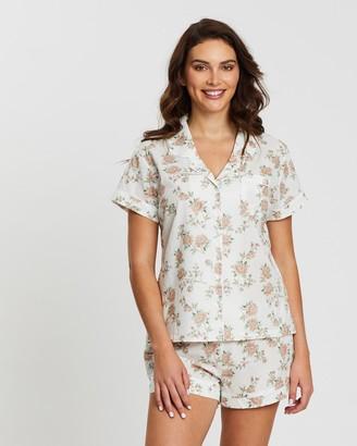 Homebodii Marianne Floral Pyjama Set