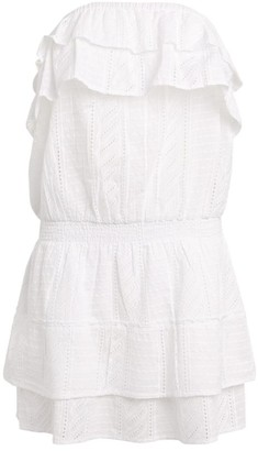 Melissa Odabash Bandeau Mia Mini Dress