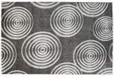 Linon Milan Circle Rug - 8' x 10'3''