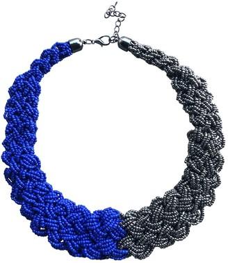 Non Signã© / Unsigned Non SignA / Unsigned Blue Pearl Necklaces