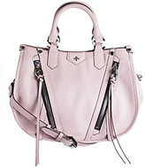 Oryany As Is Pebbled Leather Satchel - Cassandra