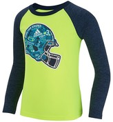 adidas Boys' Climalite Football Tee - Sizes 4-7