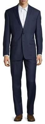 Lauren Ralph Lauren Check Ultraflex Classic-Fit Wool Suit
