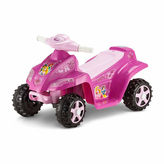 Disney KidTrax Princess 6V Toddler Quad Electric Ride-on