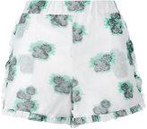 Roseanna floral print short