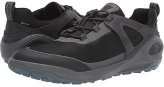 ECCO Sport BIOM 2GO Speed Lace (Dark Shadow/Titanium/Black) Men's Shoes
