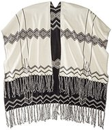 Pendleton Women's Knit Blanket Shawl