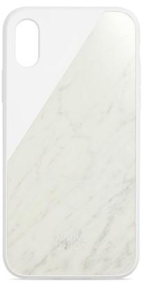 Native Union CLIC Marble iPhone X case White