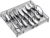 Hampton Forge Lincoln 66-Piece Stainless Steel Flatware Set