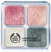 The Body Shop Shimmer Cubes Palette 21