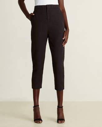 Marni Black Cropped Pants