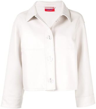 SOLACE London Lowell boxy-fit jacket