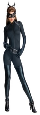 BuySeasons Buy Seasons Women's Batman The Dark Knight Rises Secret Wishes Catwoman Costume