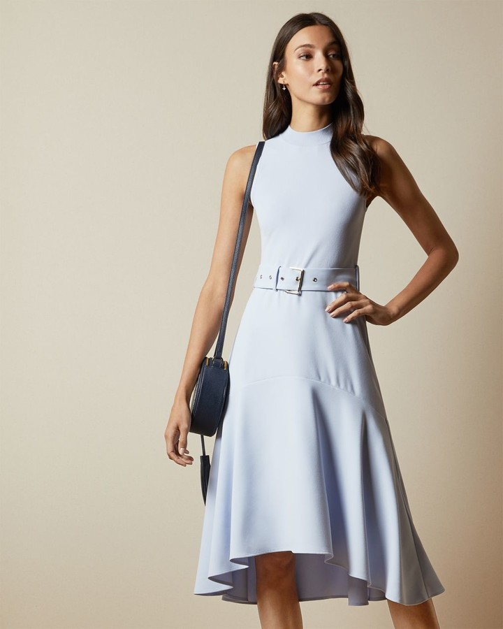 Ted Baker Sleeveless Midi Dress