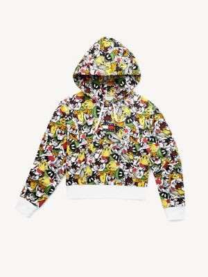 Tommy Hilfiger Looney Tunes All-Over Print Hoody