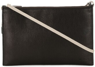 Rick Owens Performa rectangle pouch bag