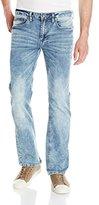 Buffalo David Bitton Men's Six Slim Fit Jean in Mercury