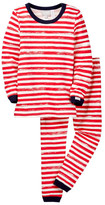 Coccoli Stripe Pajamas - 2-Piece Set (Toddler & Little Kid)
