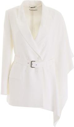 Alberta Ferretti Belted Jacket