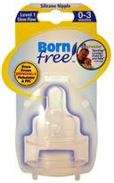 Born Free Stage 1 Nipples (Set of 2)