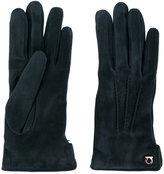 Salvatore Ferragamo classic Gancio gloves