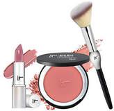 It Cosmetics Your Naturally Pretty Lips &Cheeks 3pc Kit