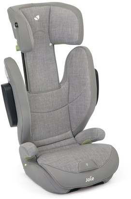 Joie i-Traver Booster Seat - Grey Flannel