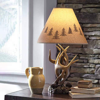 Signature Design by Ashley Derek 2-pc. Faux Wood Table Lamp
