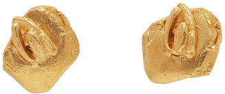 Alighieri Gold The Fractured Dream Earrings