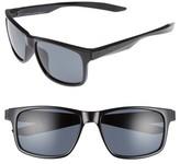 Nike Men's Essential Chaser 59Mm Sunglasses - Black