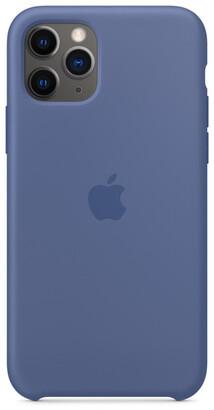Apple iPhone 11 Pro Silicone Case - Linen Blue