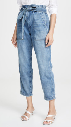 Amo Paperbag Jeans