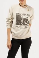 Obey Bad Brains Photo Sweatshirt