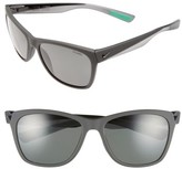 Nike Women's 'Vital' 58Mm Polarized Sunglasses - Matte Anthracite