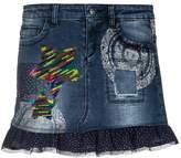 Desigual ROSSEAU Denim skirt jeans