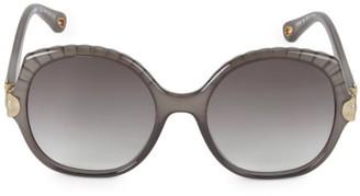 Chloé Vera 56MM Square Sunglasses