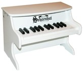The Well Appointed House Schoenhut 25 Key My First Piano II in White for Kids