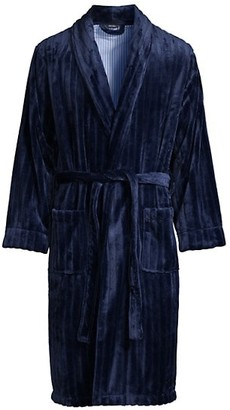 Hom Peter Quilted Robe
