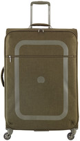 Delsey Dauphine 2 4 Wheel Trolley Case - Cactus - 77x50cm