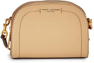 Marc Jacobs Mini Playback Coated Leather Crossbody Bag