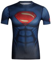Under Armour Undershirt Blue/red