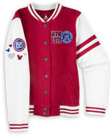 Disney Mickey Mouse Varsity Jacket - Walt World - Girls