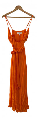 Mara Hoffman Orange Viscose Dresses
