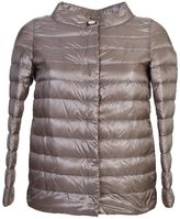 Herno Taupe Nylon Ultralight Padded Jacket