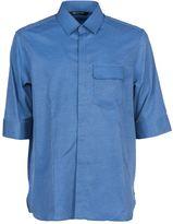 Neil Barrett Three-quarter Sleeve Shirt