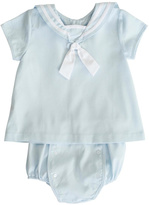 Pixie Lily Sailor Bloomer Set