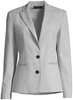 Donna Karan Tropical Stretch Jacket